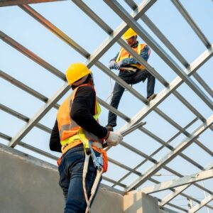 This image is for commercial contractors and their work.