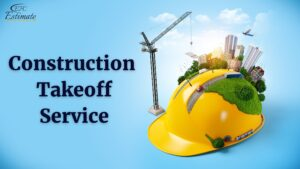 Construction Takeoff Service